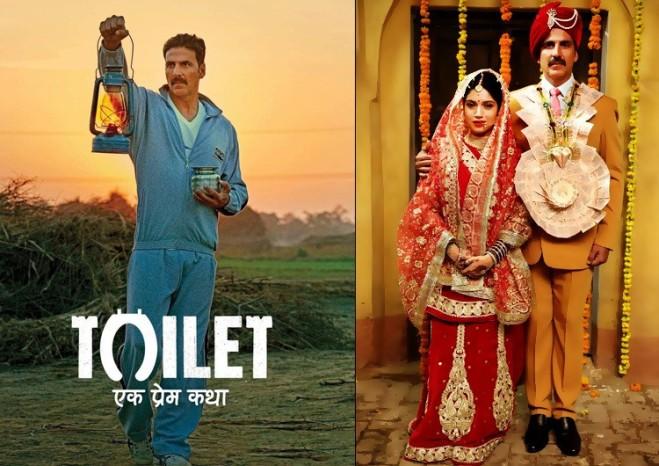 Toilet film